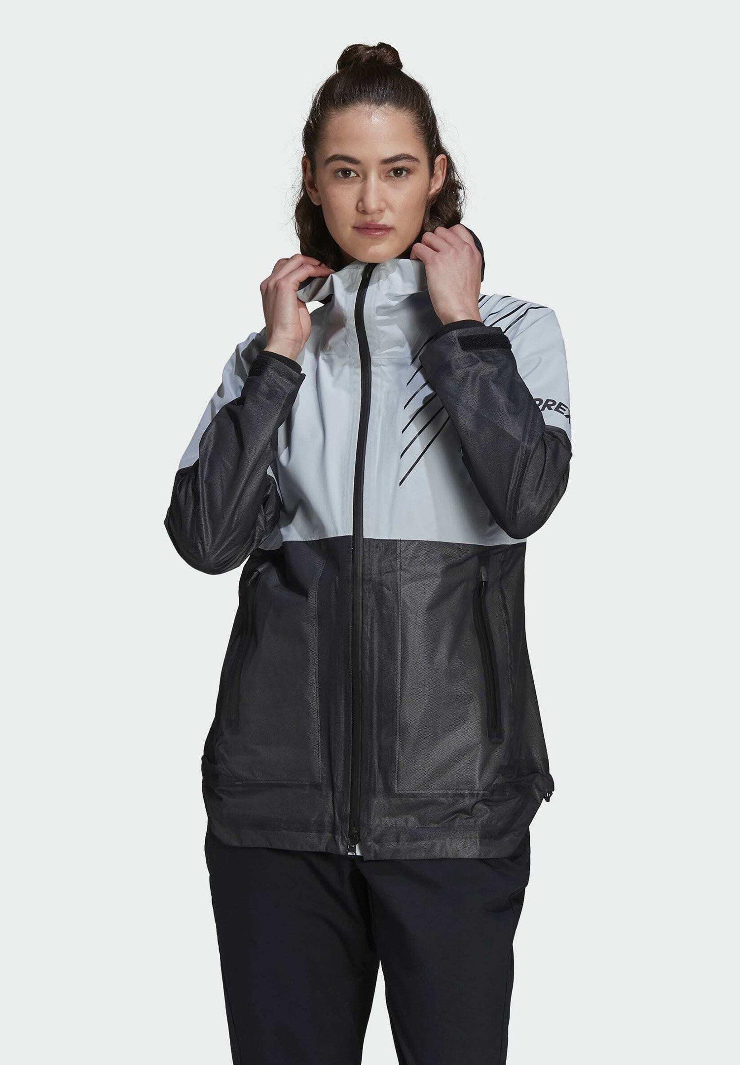 Women TERREX3-LAYER ZUPAHIKE - Waterproof jacket