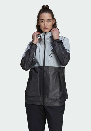 TERREX3-LAYER ZUPAHIKE - Impermeable - blue