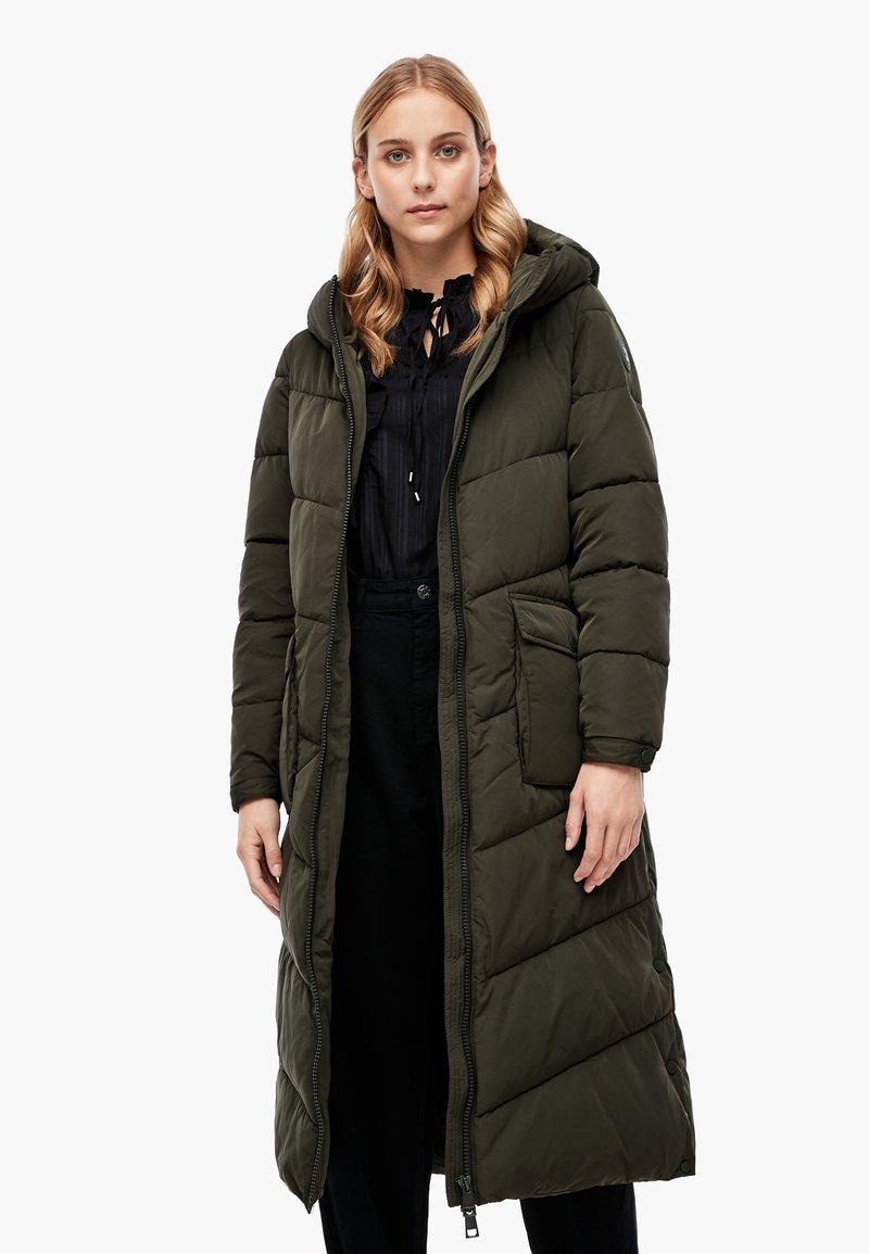 s.Oliver - Winter coat - khaki
