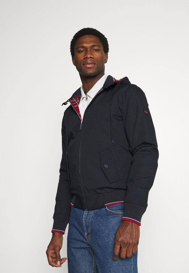 JAGGER - Summer jacket - marine