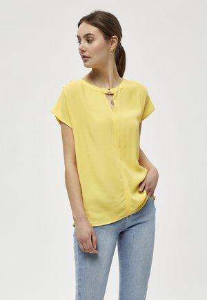 ARIANA  - Print T-shirt - super lemon