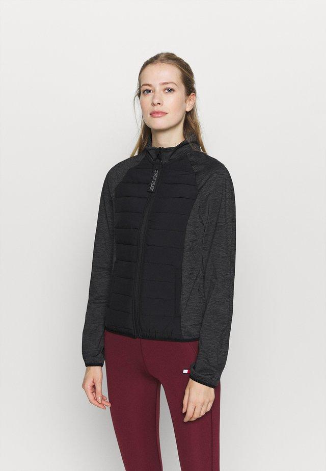 ONPJOLET PADDED - Training jacket - black