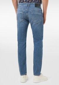 Pierre Cardin - LYON - Jeans Tapered Fit - blue - 2