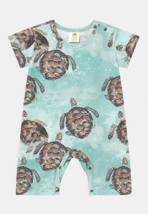 BEACH TURTLES UNISEX - Jumpsuit - blue