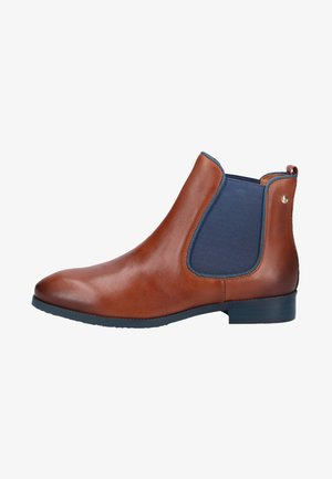 ROYAL CHELSEA - Ankle boots - cuero