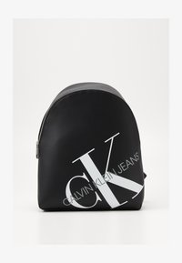 Calvin Klein Jeans - ROUNDED  - Batoh - black - 3