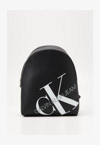 Calvin Klein Jeans - ROUNDED  - Rucksack - black - 3