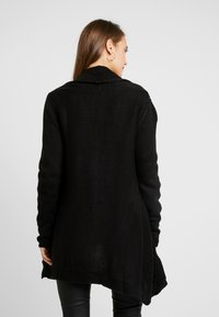 Supermom - CARDIGAN ZIP - Cardigan - black - 2