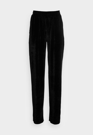 VMDANA WIDE PANT - Tracksuit bottoms - black