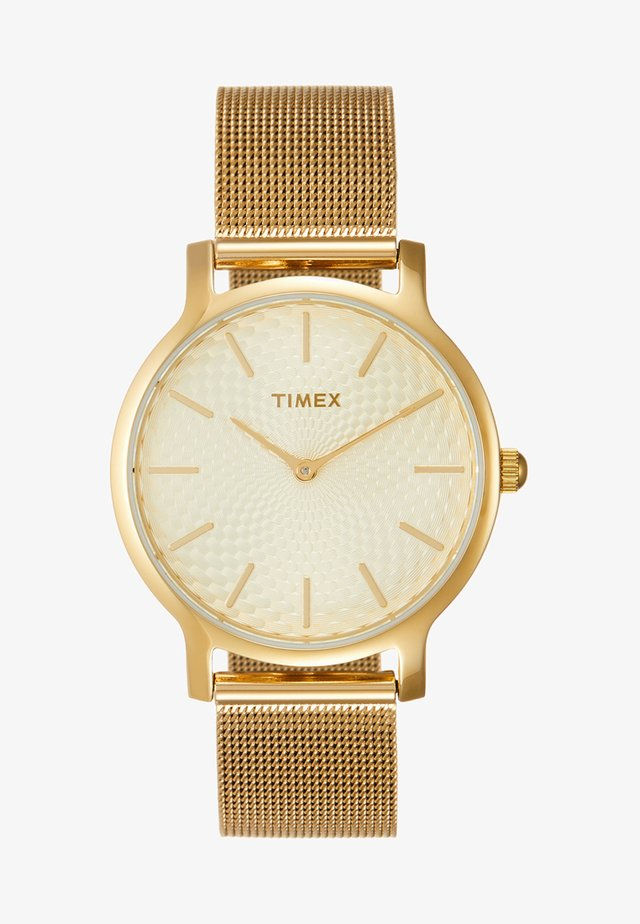 SKYLINE - Montre - gold-coloured