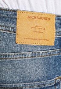 Jack & Jones - JJIRICK JJORIGINAL - Jeansshorts - blue denim - 4