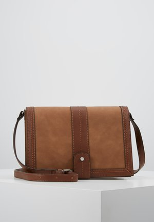 IMPERIA - Across body bag - cognac