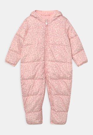 SNOWSUIT - Snowsuit - pink cameo