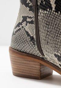 MAHONY - BILBAO - Ankle boots - grey - 2