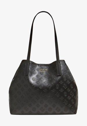 VIKKY - Handbag - black