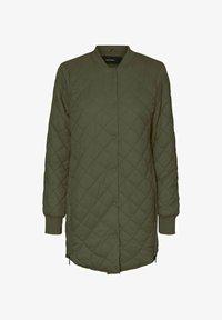 Vero Moda - JACKE   - Light jacket - ivy green - 4
