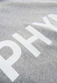 Phyne - T-shirt imprimé - light grey - 3
