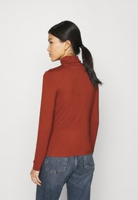 Anna Field - Long sleeved top - dark red - 2
