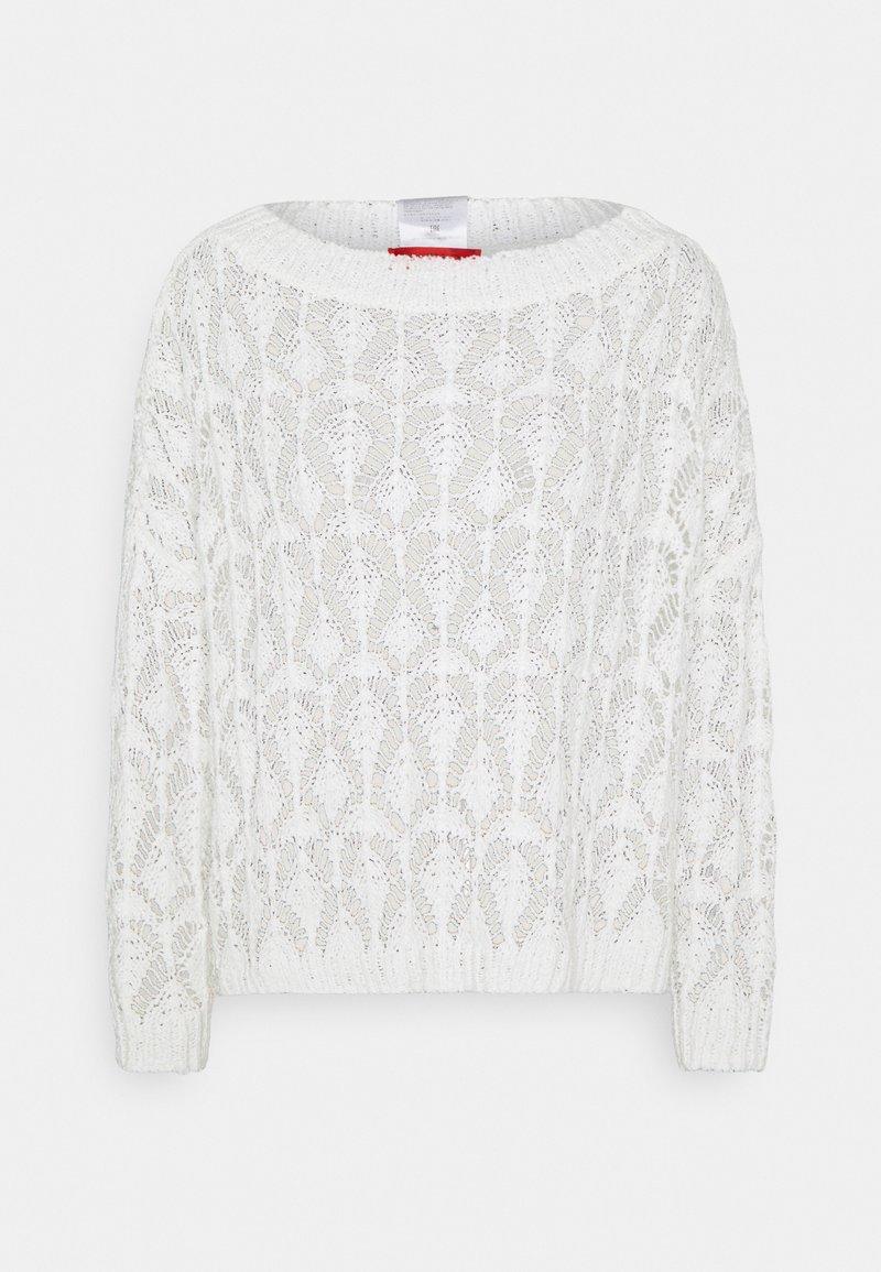 MAX&Co. - DECISIVO - Jumper - white