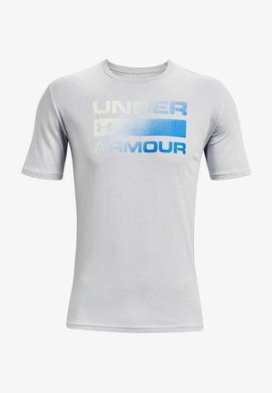 HEATGEAR - Print T-shirt - halo gray