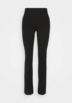 REEVA - Trousers - black
