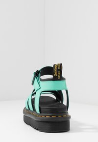 Dr. Martens - BLAIRE - Sandali con plateau - peppermint green hydro - 5