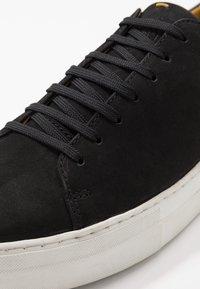 Sneaky Steve - SLAMMER - Sneakers laag - black - 5