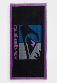 Quiksilver - FRESHNESS TOWEL  - Telo mare - black - 0