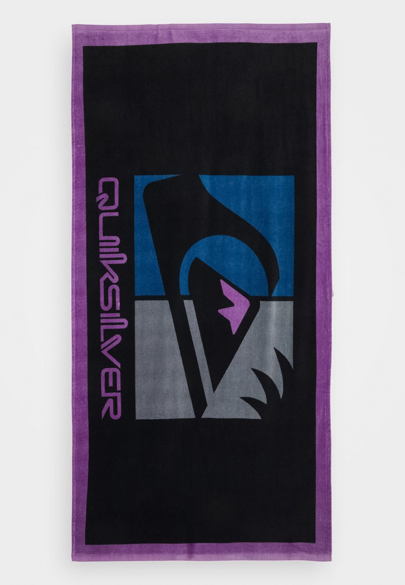 Quiksilver - FRESHNESS TOWEL  - Telo mare - black