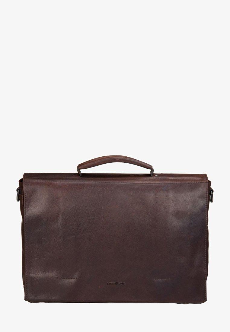 Strellson Sportswear - COLEMAN - Briefcase - brown