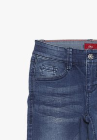s.Oliver - HOSE - Jeans Slim Fit - blue denim - 3