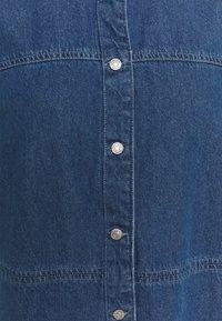 Noisy May - NMALMA DRESS  - Denim dress - medium blue denim - 2