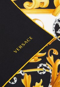 Versace - FOULARD CARRE - Beanie - white/black/gold - 2