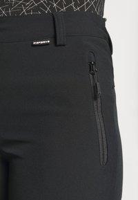 Icepeak - BOVILL - Trousers - black - 6