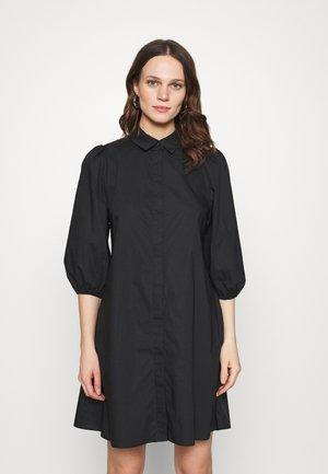 TAIMI - Shirt dress - black