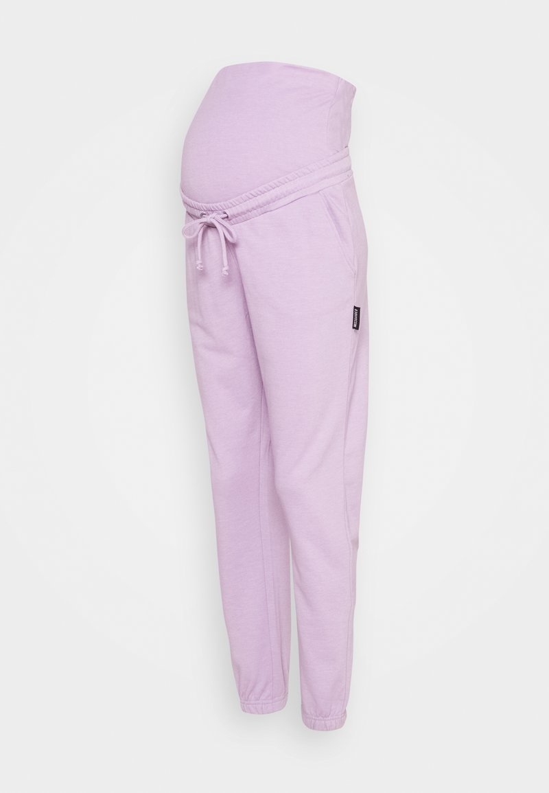 Missguided Maternity - Tracksuit bottoms - lilac