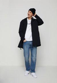 Levi's® - 551Z™ AUTHENTIC STRAIGHT - Jeans straight leg - med indigo - 1