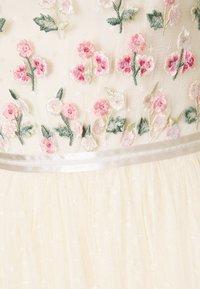 Needle & Thread - ROCOCO BODICE MAXI DRESS - Occasion wear - champage - 2