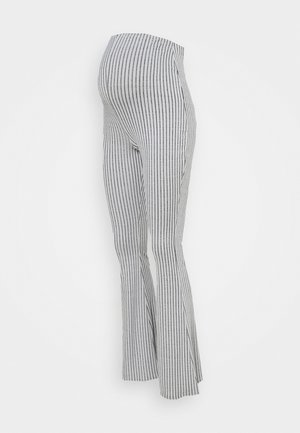 FLARES - Trousers - grey
