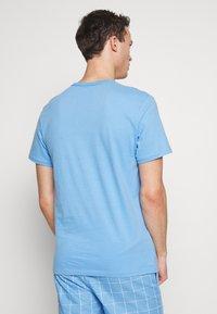 Calvin Klein Underwear - COMFORT CREW NECK - Pyjamashirt - blue - 2