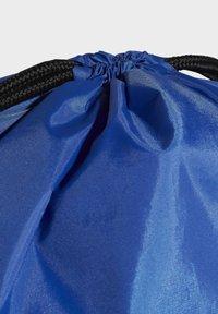 adidas Performance - Drawstring sports bag - blue - 2