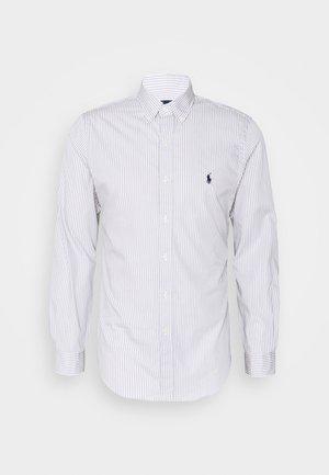 NATURAL - Košile - grey/white