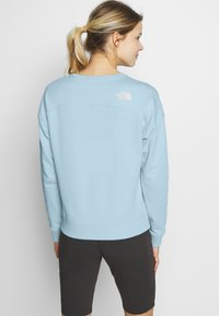 The North Face - DREW PEAK CREW - Sweatshirt - falls blue - 4