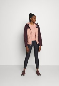 The North Face - HIKESTELLER VANADIS - Sweat polaire - pink clay - 1