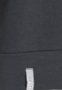 CALANDO - Hoodie - dark grey - 2