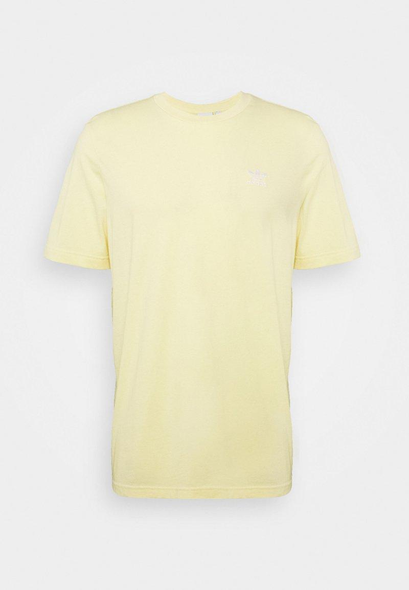 adidas Originals - ESSENTIAL TEE UNISEX - Basic T-shirt - easy yellow