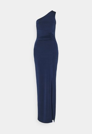 JULIANNA RUCHED DRESS - Gallakjole - navy blue