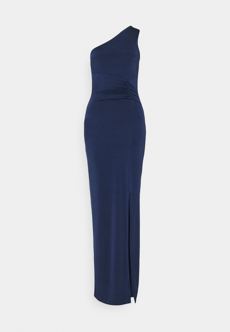 WAL G. - JULIANNA RUCHED DRESS - Occasion wear - navy blue