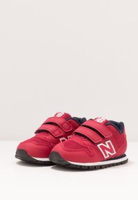 New Balance - IV500RG - Baskets basses - red/navy - 3