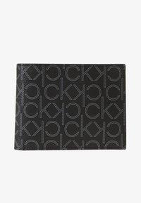 Calvin Klein - NEW MONO COIN - Wallet - black - 1